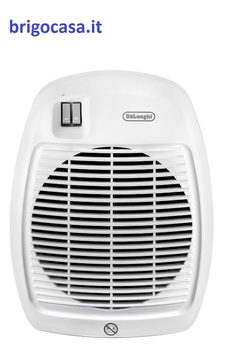 Termoventilatore elettrico caldobagno hva0220 delonghi foligno brigo casa - De longhi stufette elettriche ...