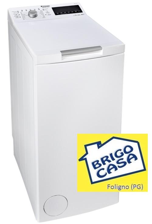 Lavatrice carica dall alto 7kg a 1200giri hotpoint for Lavatrice carica dall alto offerte